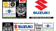 We are delighted to announce that Suzuki are to sponsor the Bushy's beer tent for the 2015 TT. This move rekindles the relationship Bushy's had with Suzuki some years ago […]