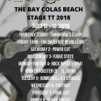 Colas have kindly agreed to sponsor the Port Erin Beach Music Stage again, which goes towards offering FREE LIVE MUSIC at the 2018 TT Festival.