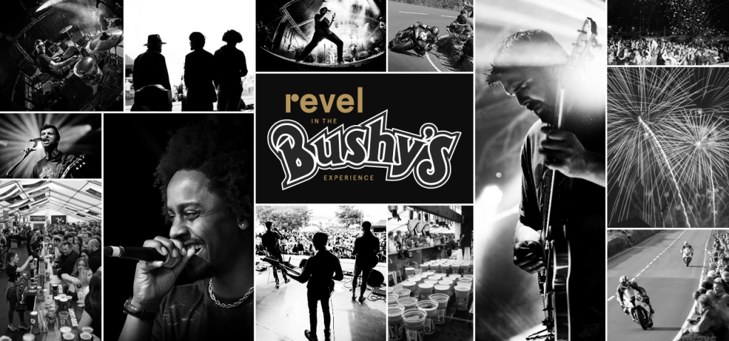 revel in the bushys experience